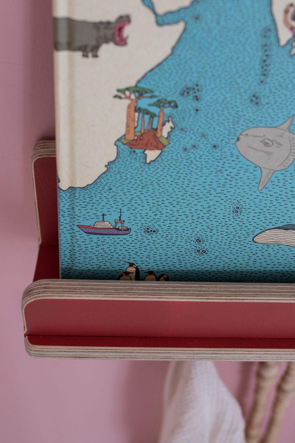 Półka n książki dla dzieci - kadr