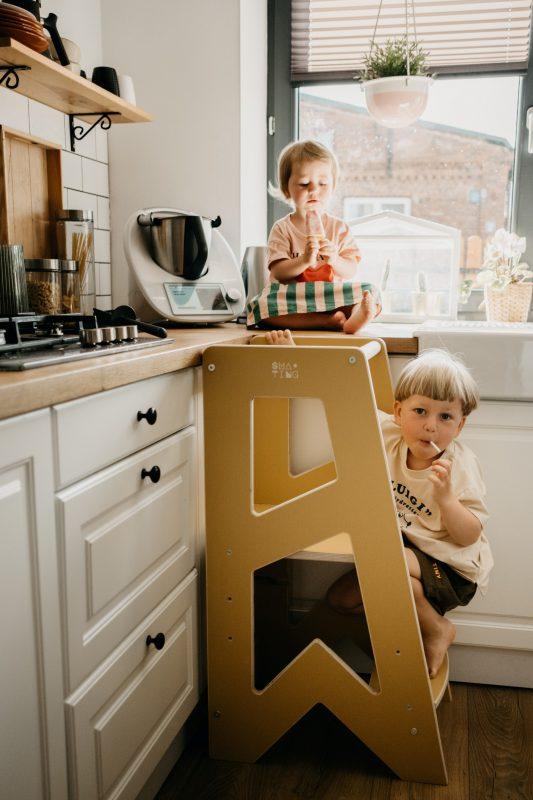 Kitchen helper: od jakiego wieku?