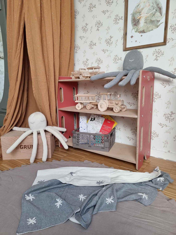 regal montessori dla dzieci kubi.store