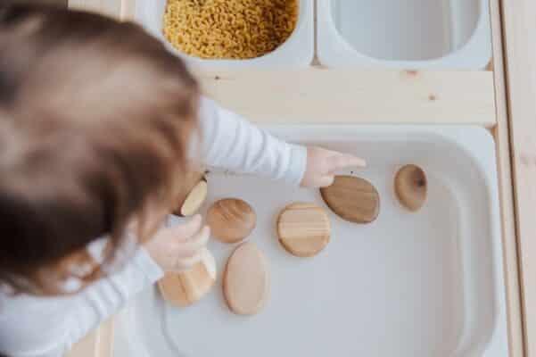 Wychowanie dziecka zgodnie z zasadami Montessori
